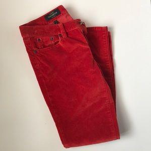 J.Crew Matchstick pants